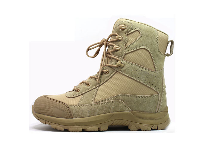 Tactical Dress Paratrooper Stylish Mens Tan Military Boots Fashion For Hiking  Surplus